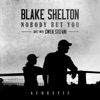 Nobody But You (Duet with Gwen Stefani) [Acoustic] - Single album cover
