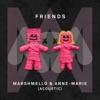 FRIENDS (Acoustic) - Single album lyrics, reviews, download