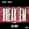Break Em (Remix) [feat. Moneybagg Yo] - Single album lyrics, reviews, download