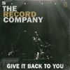 Give It Back to You album lyrics, reviews, download