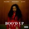 Boo'd Up (Remix) - Single album lyrics, reviews, download