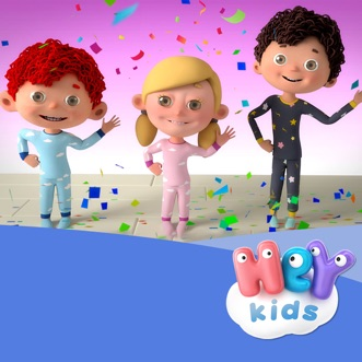 Animated Nursery Rhymes (English Visual Album) by HeyKids Nursery Rhymes album reviews, ratings, credits