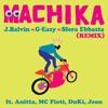 Machika (Remix) [feat. Anitta, Mc Fioti, Duki & Jeon] - Single album lyrics, reviews, download