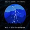 This Is What You Came For (feat. Rihanna) - Single album lyrics, reviews, download