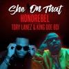 She on That (Feat.Tory Lanez & King Doe Boi) - EP album lyrics, reviews, download