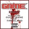 Krazy (feat. Gucci Mane & Timbaland) song lyrics