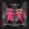 FRIENDS (R3hab Remix) - Single album lyrics, reviews, download