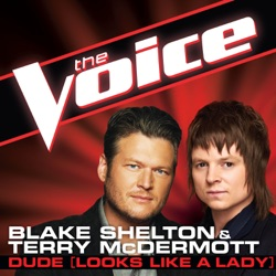 Dude (Looks Like a Lady) [The Voice Performance] - Single album reviews, download
