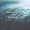 Storms & Rain for Meditation album lyrics, reviews, download