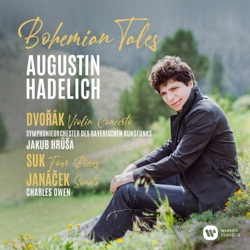 Bohemian Tales by Augustin Hadelich album comments, play