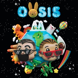 OASIS by J Balvin & Bad Bunny album songs, credits