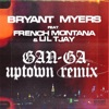 Gan-Ga (feat. French Montaña & Lil Tjay) [Uptown Remix] - Single album lyrics, reviews, download
