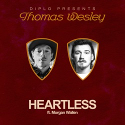 Heartless (feat. Morgan Wallen) by Diplo song lyrics, mp3 download