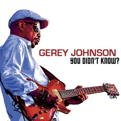 You Didn't Know? by Gerey Johnson album songs, credits
