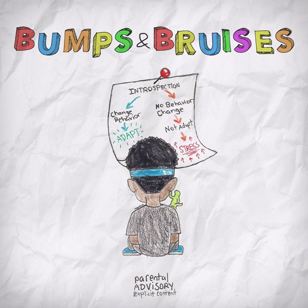 Bumps & Bruises by Ugly God album reviews, ratings, credits