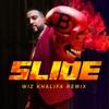 Slide (Remix) [feat. Wiz Khalifa, Blueface & Lil Tjay] - Single album lyrics, reviews, download