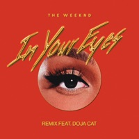 The Weeknd - In Your Eyes (Remix) [feat. Doja Cat] Lyrics