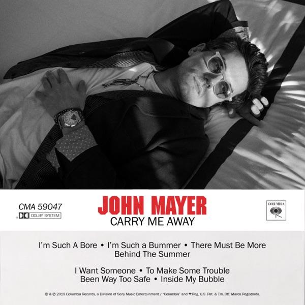 Carry Me Away by John Mayer song lyrics, reviews, ratings, credits