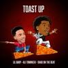 Toast Up (feat. Ali Tomineek & Shad On The Beat) - Single album lyrics, reviews, download