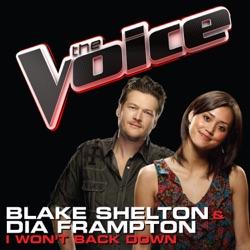 I Won't Back Down (The Voice Performance) - Single album reviews, download