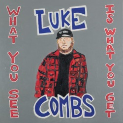 What You See Is What You Get by Luke Combs album songs, credits