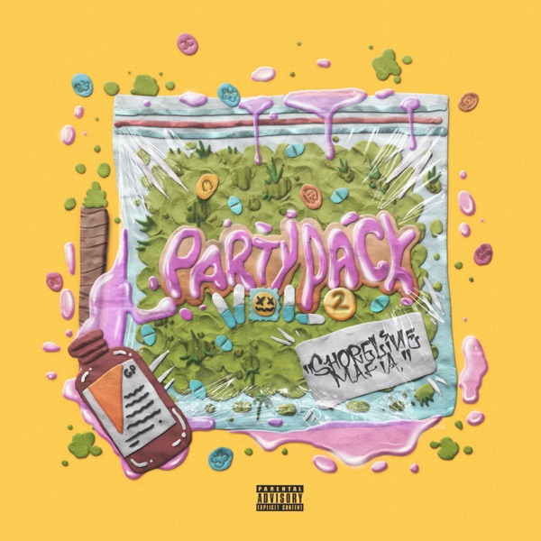 Party Pack, Vol. 2 by Shoreline Mafia album reviews, ratings, credits
