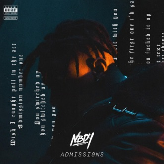 Admissions by NBDY album reviews, ratings, credits