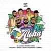 Aloha (feat. Darell, Mambo Kingz & DJ Luian) by Maluma, Rauw Alejandro & Beéle song lyrics