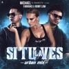 Si Tu la Ves (feat. Romy Low & Farruko) [Urban Remix] - Single album lyrics, reviews, download