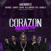 Corazón Muerto (Remix) [feat. Rauw Alejandro, Eix & Javiielo] - Single album lyrics, reviews, download