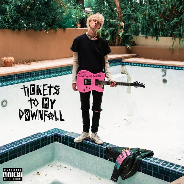Tickets To My Downfall by Machine Gun Kelly album reviews, ratings, credits