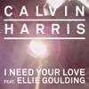 I Need Your Love (feat. Ellie Goulding) [Remixes] - Single album lyrics, reviews, download