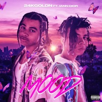 Mood (feat. iann dior) by 24kGoldn Song Lyrics