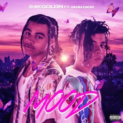 Mood (feat. iann dior) by 24kGoldn song lyrics, mp3 download