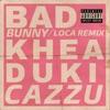 Loca (feat. Cazzu) [Remix]- Single album lyrics, reviews, download
