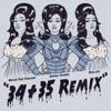 34+35 (Remix) [feat. Doja Cat & Megan Thee Stallion] by Ariana Grande song lyrics, listen, download