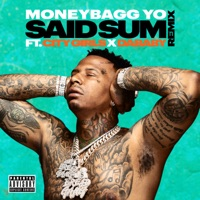 Said Sum (Remix) [feat. City Girls & DaBaby] by Moneybagg Yo Song Lyrics