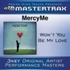 Won't You Be My Love (Performance Tracks) - EP album lyrics, reviews, download