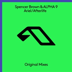Ariel / Afterlife - EP by Spencer Brown & ALPHA 9 album comments, play