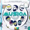 Música (feat. Myke Towers, Darell, Arcángel & Wisin) song lyrics