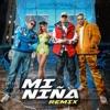 Mi Niña (feat. Anitta & Los Legendarios) [Remix] by Wisin, Myke Towers & Maluma song lyrics