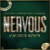 Nervous (feat. Kash Doll & Icewear Vezzo) [Calibur Remix] - Single album lyrics, reviews, download