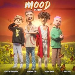 Mood (Remix) by 24kGoldn, Justin Bieber, J Balvin & iann dior song lyrics, mp3 download