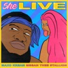She Live (feat. Megan Thee Stallion) - Single album lyrics, reviews, download