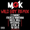 Wild Boy (feat. 2 Chainz, French Montana, Meek Mill, Mystikal, Steve-O & Yo Gotti) [Remix] - Single album lyrics, reviews, download