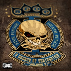 A Decade of Destruction, Vol.2 by Five Finger Death Punch album songs, credits
