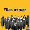 Aliens Are Ghosts - Single album lyrics, reviews, download
