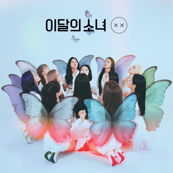 [X X] - EP by LOONA album reviews, ratings, credits