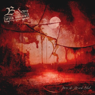 Paint the Sky with Blood by Bodom After Midnight album reviews, ratings, credits