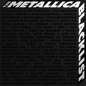The Metallica Blacklist by Metallica album reviews, ratings, credits